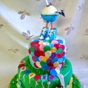 Torta Krstinove