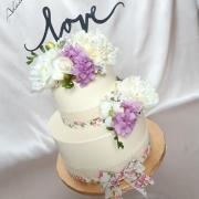 Torta Romantická...
