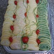 Torta syrové rolády