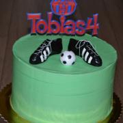 Torta pre malého futbalistu