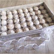 Torta Svadobné muffiny
