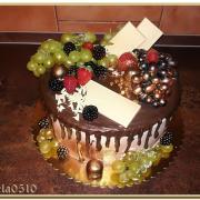 Torta pre manželku k 30ke