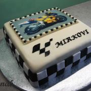 Torta MOTO GP