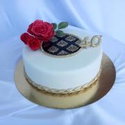 Torta narodeninova 123