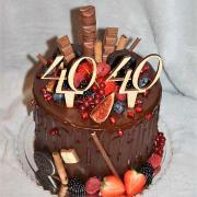 Torta Drip torta k 40