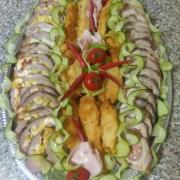 Torta misa mäsová