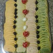 Torta misa syrová