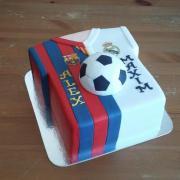 Torta Pre fotbalistov