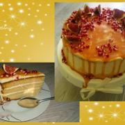 Torta Medová torta...