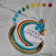 Torta My Little Pony - Rainbow Dash...