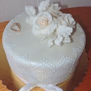 Torta bezlaktozová a bezlepková