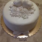 Torta Svadobn51