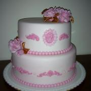 Torta Romantická narodeninová