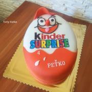 Torta Kinderko