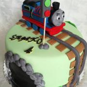 Torta Vláčik Tomáš