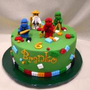 Torta lego pre Branka