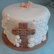 Torta krstinová pre samka...