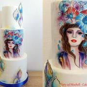 Torta Maľovaná ...