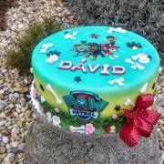 Torta Paw Patrol