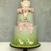 Torta Malá pastierka