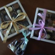 Torta Pralinky z belgickej čokolády v darčekových baleniach