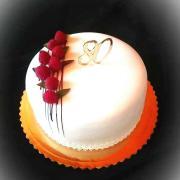 Torta Jednoduchá narodeninová