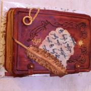 Torta Kniha Pán Prsteňov