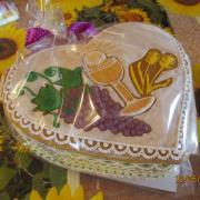 Torta Medovníková šperkovnica