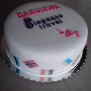 Torta sladké poďakovanie