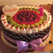 Torta ovocná torta