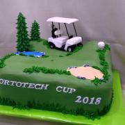 Torta Ortotech-cup 18
