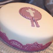 Torta Na birmovku...