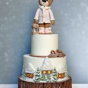 Torta Zimný macík