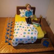 Torta 13-e narodeniny