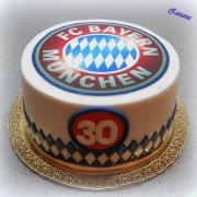 Torta FC BAYERN