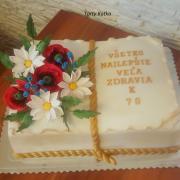 Torta Kniha života