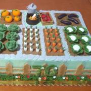 Torta Torta pre záhradkára