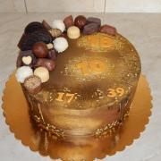 Torta Pre štyroch oslávencoch