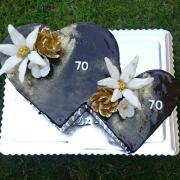 Torta Čokoladová narodeninová tortička