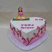 Torta yoga forevr