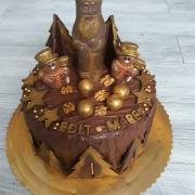 Torta Zimno cokoladova