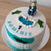 Torta Pre budúceho rybára