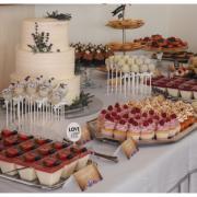 Torta Svadba s vôňou levandule