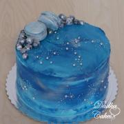 Torta Narodeninová vesmírna tortička