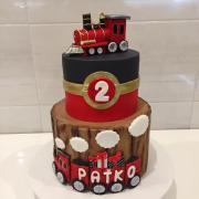 Torta Vláčik pre Paťka