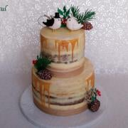 Torta polonahá  svadobná torta na želanie