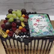 Torta Torta k 70-tke