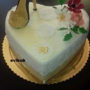 "Torta dcére k ""30"""