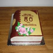 Torta Narodeninová kniha
