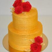 Torta Zlatá tortička